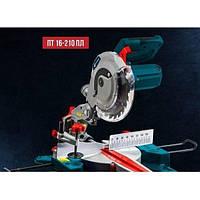 ПИЛА ТОРЦОВОЧНАЯ - СТАЛЬ ПТ 16-210 ПЛ (1,6 кВт, 210 мм)
