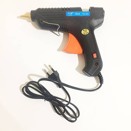 Пистолет для термо клея 1,1см 60W, фото 2