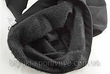 Лосины женские на меху бесшовные BFL M - XXL, фото 3