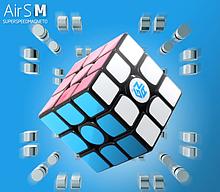 Кубик Рубика GAN 356 AIR SM  (Магнитный)2019