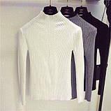 Гольфик белый, фото 2