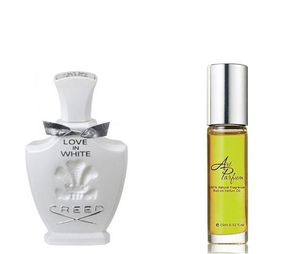 Концентрат Roll-on 15 мл Creed Love in White