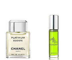Концентрат Roll-on 15 мл Egoiste Platinum Chanel