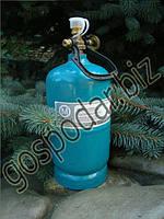 Баллон облегченный туристический газовый 0.5 кг (Польша) отличного качества