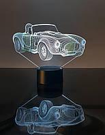 """Детский ночник - светильник """" Автомобиль 31 """" 3DTOYSLAMP, фото 1"""