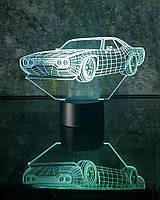 """Детский ночник - светильник """" Автомобиль 29 """" 3DTOYSLAMP, фото 1"""