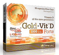 Olimp Gold-Vit D Forte 1000 i.u. 30 capsules Flow Caps