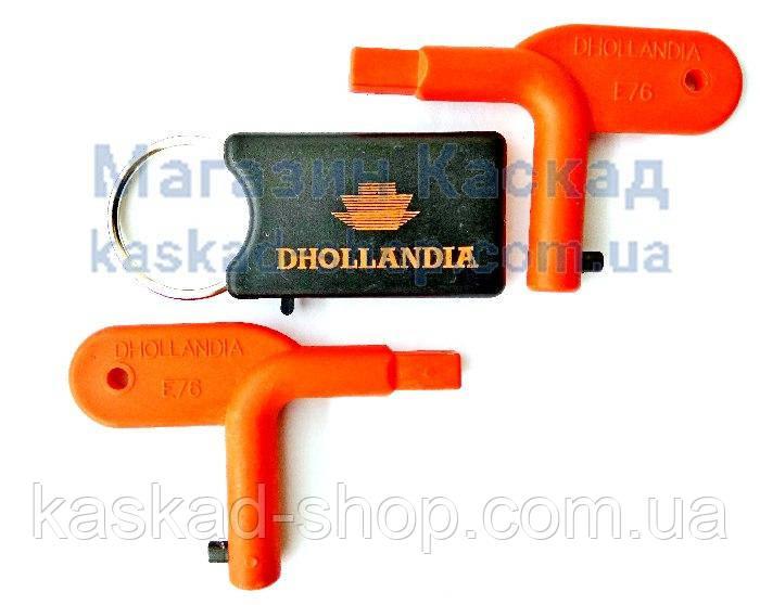 Ключ выключателя замка питания гидроборта (E0076)