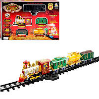 Железная дорога Classical Train 2817свет, звук, дым