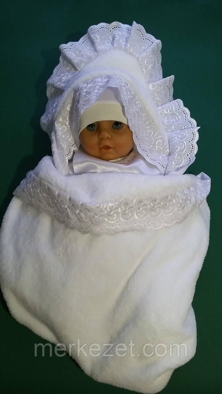 """Крыжма. Крыжмо. Крыжма. Полотенце для крещения ребенка. """"Мэй"""""""
