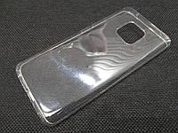 Чохол для Huawei Mate 20 Pro прозорий силіконовий