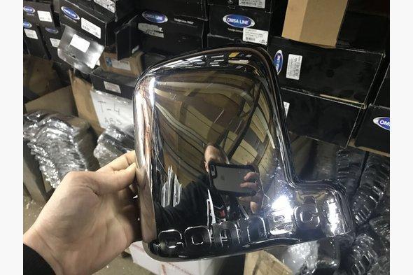 Накладка на зеркало (пассажирская сторона) - Ford Connect 2006-2009 гг.