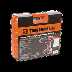 Шуруповерт Tekhmann TCD-12Li, фото 3
