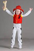 Детский карнавальный костюм Щенячий патруль Маршал , фото 1