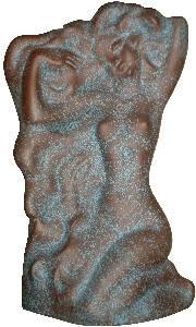 Статуэтка керамическая Дева