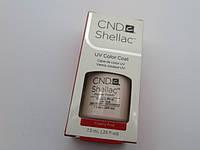 CND-Shellac цвет Clearly Pink шлак гель лак для ногтей