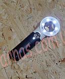 Лупа ручная с подсветкой CH30-6L, фото 2
