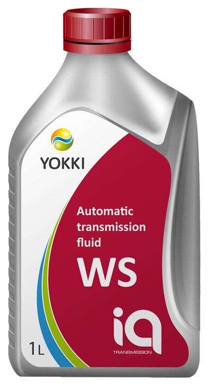 Жидкость для АКПП YOKKI IQ ATF WS 1 л