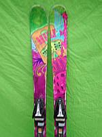 Atomic Nordica Double stx 156 см гірські лижі, фрістайл, твін-тіп, фото 1