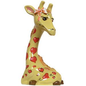 Статуэтка керамическая Жираф Большой