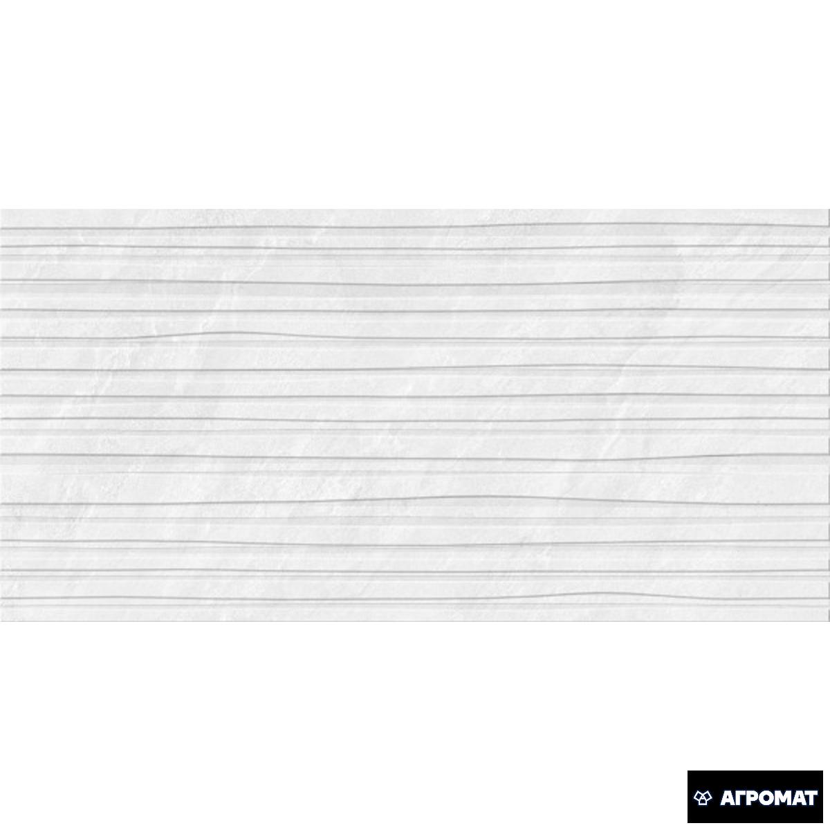 Плитка Берёзакерамика Борнео БОРНЕО 1 белый арт.(392381)