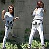 Спортивный костюм адидас 022 (ОП, Х)