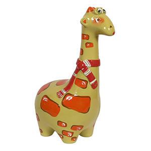 Статуэтка керамическая Жираф Малый