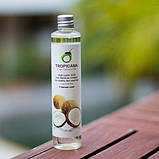 "Кокосовое масло  TROPICANA ""Тропикана"" для волос, лица и тела 100 ml  Тайланд, фото 2"