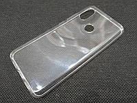Чехол для Xiaomi Mi 8 силиконовый прозрачный