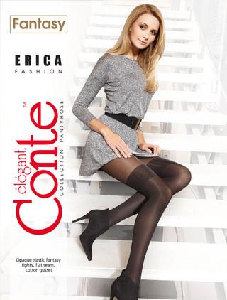 Фантазийные колготки Conte FANTASY ERICA 50