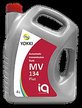 Жидкость для АКПП YOKKI IQ ATF MV 134plus 4 л