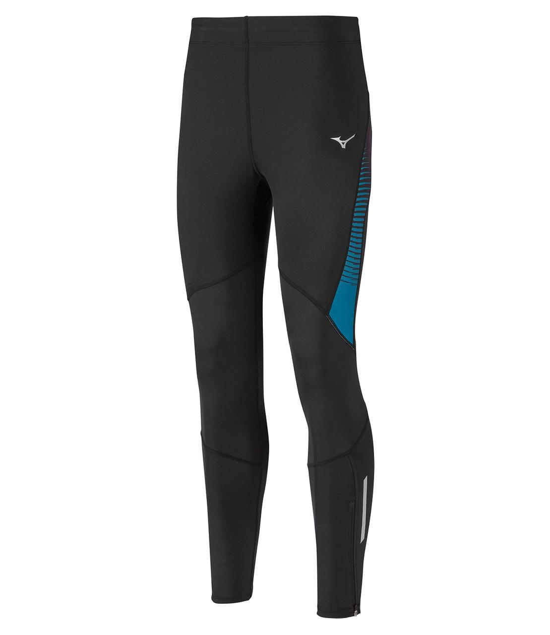 Тайтсы для бега Mizuno Static Breath Thermo Tight J2GB8534-95