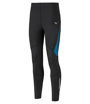 Тайтсы для бега Mizuno Static Breath Thermo Tight J2GB8534-95, фото 2