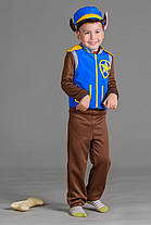 Детский карнавальный костюм Щенячий патруль Чейз