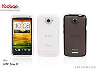 Силиконовый чехол Yoobao HTC One V