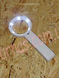 Лупа трансформер з підсвічуванням FS55DC, фото 3