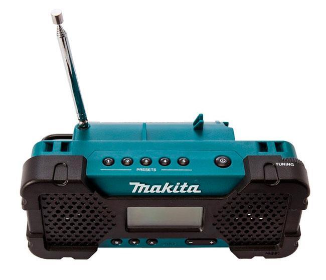 Аккумуляторный радиоприемник Makita MR051 (Без АКБ и ЗУ)