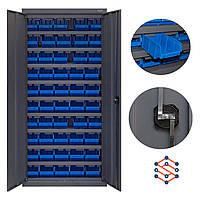 Шкаф инструментальный для контейнеров ЯШМ-14 исп.1