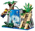 Конструктор City Передвижная лаборатория в джунглях Lepin 02062, фото 5