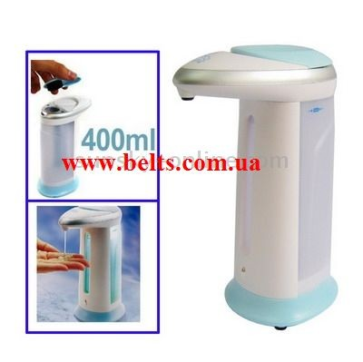 Сенсорная мыльница для ванной Automatic Soap & Sanitizer Dispenser.