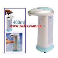 Сенсорная мыльница для ванной Automatic Soap & Sanitizer Dispenser., фото 1