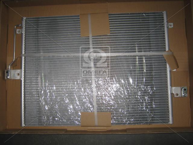 Радиатор кондиционера SSANG YONG (пр-во Van Wezel), 81005082