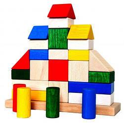 """Пирамидка-кубики """"Дворец"""""""