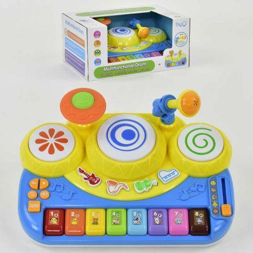 Детское пианино многофункциональное