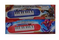"""Детский синтезатор """"Transformers""""/""""Spiderman"""""""