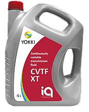 Жидкость для вариатора YOKKI IQ CVTF XT 4 л