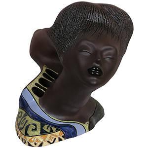Статуэтка керамическая Полесская Нефертити