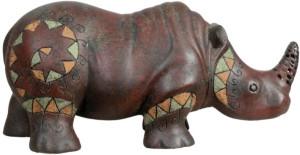 Статуэтка керамическая Риноцерус