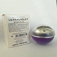 Paco Rabanne Ultraviolet (Пако Рабанн Ультрафиолет) парфюмированная вода - тестер, , фото 1