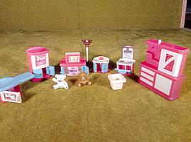 Мебель для кукол ЛОЛ Кухня
